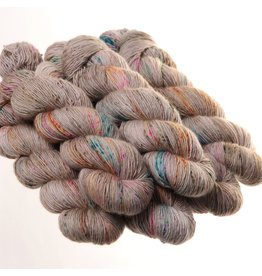 Hedgehog Fibres Hand Dyed Yarns Skinny Singles, Artifact
