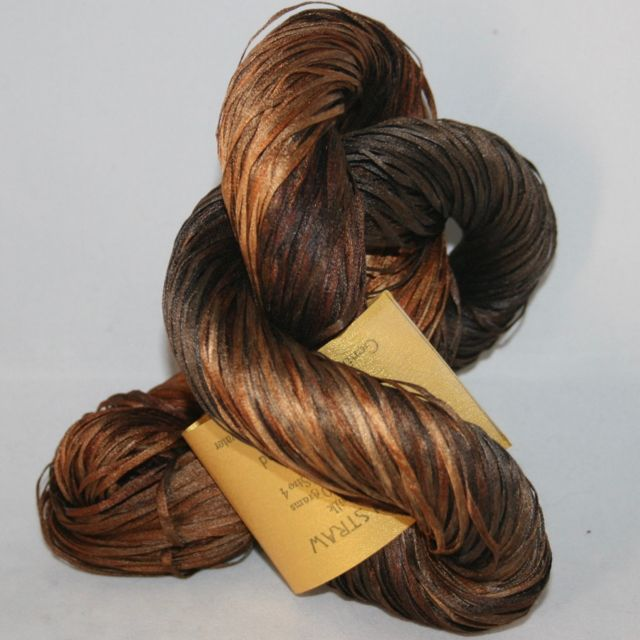 Alchemy Yarns of Transformation Silken Straw, Barnwood