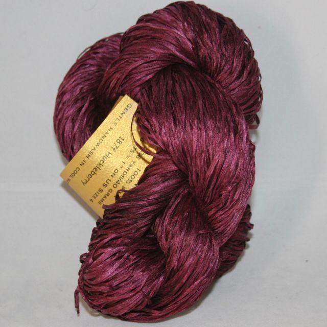 Alchemy Yarns of Transformation Silken Straw, Huckleberry