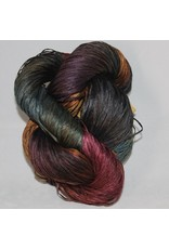 Alchemy Yarns of Transformation Silken Straw, Rainbow Warrior