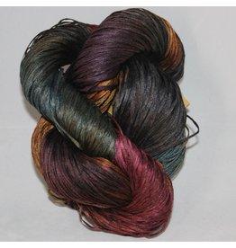 Alchemy Yarns of Transformation Silken Straw, Rainbow Warrior