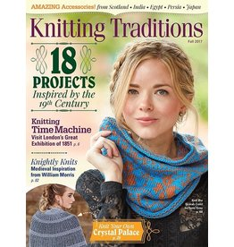 Interweave Knitting Traditions, Fall 2017