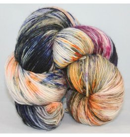Madelinetosh BFL Sock, Dirty Harry