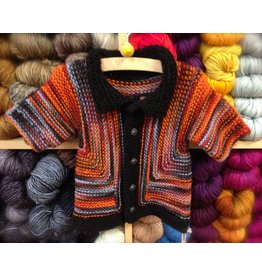 For Yarn's Sake, LLC The Baby Surprise Jacket. Saturdays December 9 & 16, 2017. Class time: 1-4pm.