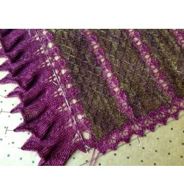 For Yarn's Sake, LLC Blocking: It's Magic! Sunday December 10, 2017. Class time: 1-3pm.