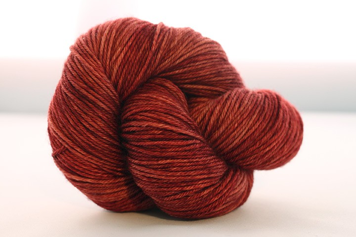 Dream in Color Cosette DK, Kettle Dyed Poma-Grenade (Discontinued)