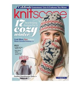 Interweave Knitscene, Winter 2017