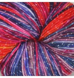 Knitted Wit Pixie Plied, Endless Summer Series: Berry Picking