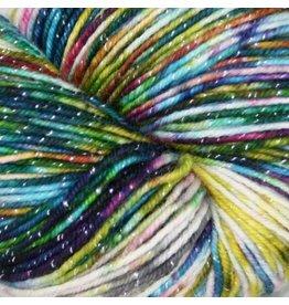 Knitted Wit Pixie Plied, Monet's Garden