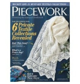 Interweave Piecework, November / December 2017