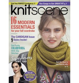 Interweave Knitscene, Fall 2017