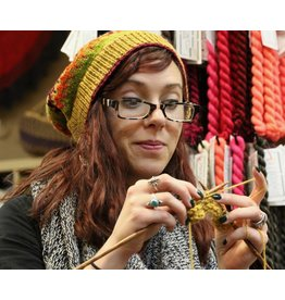 For Yarn's Sake, LLC Learn to Knit! Saturdays January 13, 20 & 27 2018. Class time: 1-3pm.