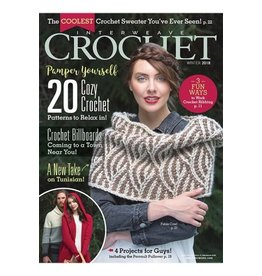 Interweave Interweave Crochet, Winter 2018
