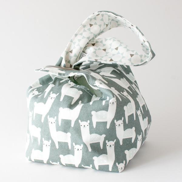 Binkwaffle Dumpling Bag - Small, Snowpaca