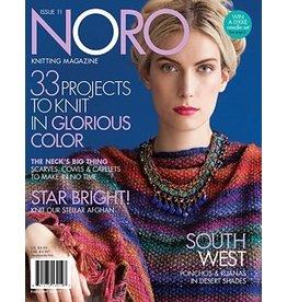 Noro Noro Magazine Issue 11, Fall/Winter 2017