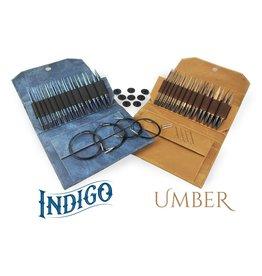 Lykke Lykke Indigo Driftwood Interchangeable Needle Set