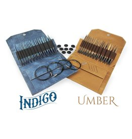 Lykke Lykke Umber Driftwood Interchangeable Needle Set