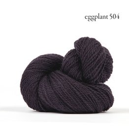 Kelbourne Woolens Andorra, Eggplant 504