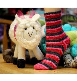 For Yarn's Sake, LLC Toe-Up Socks.  Sundays March 24, April 7 & 21, 1-3pm. Anne Lindquist, Instructor.