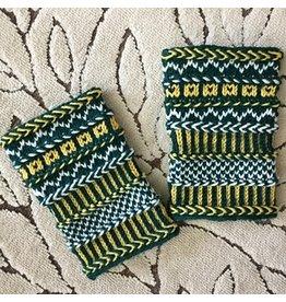 For Yarn's Sake, LLC Herringbone Braids and Beyond: Braided Wristlets. Sunday March 25, 2018. Class time: 1-4pm.