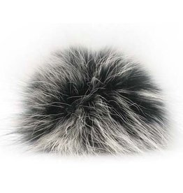 Lana Grossa PomPom, Black/White