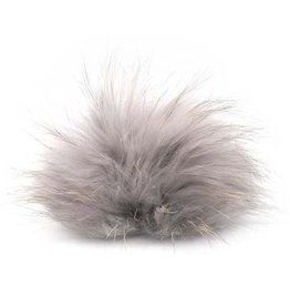 Lana Grossa PomPom, Ice Grey