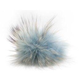 Lana Grossa PomPom, Light Blue