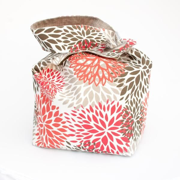 Binkwaffle Dumpling Bag - Large, Bloom