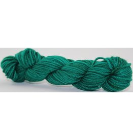 Knitted Wit Double Bubble, Emerald Sea