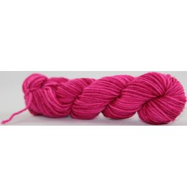 Knitted Wit Double Bubble, Raspberry Milkshake