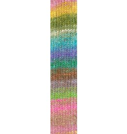 Noro Silk Garden, Carnival Color 463