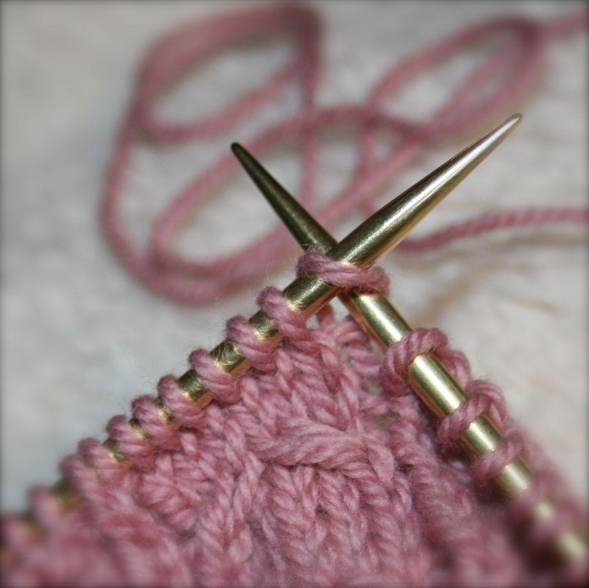 For Yarn's Sake, LLC Knitting Backwards.  Saturday August 25, 1-4pm. Y'vonne Cutright, Instructor.
