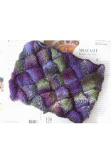 For Yarn's Sake, LLC Entrelac: The Athena Cowl.  Sunday August 5, 1-3:30pm. Michele Lee Bernstein, Instructor.
