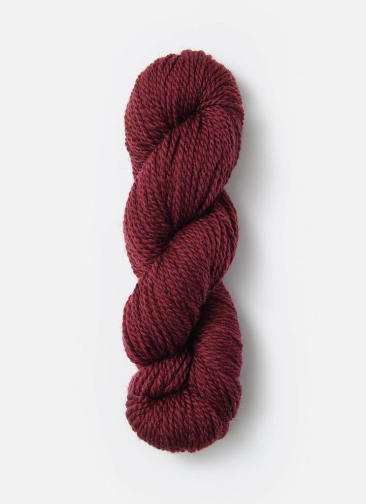 Blue Sky Fibres Woolstok 50, Cranberry Compote 1310