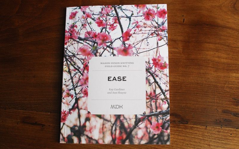 Mason-Dixon Knitting Mason-Dixon Knitting Field Guide No. 7: Ease