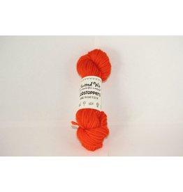 Knitted Wit Gumballs, Orange You Glad
