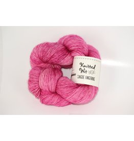 Knitted Wit Single Fingering, Bashful