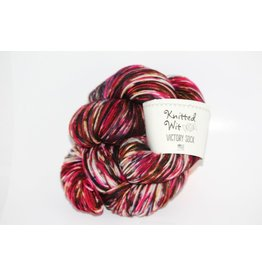 Knitted Wit Victory Sock, Manocide