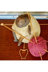 For Yarn's Sake, LLC Knitting Workshop Coterie - Friday August 17, 2018. Class time: 10am-Noon.