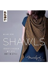 Shawls: Knit In Style by Melanie Berg