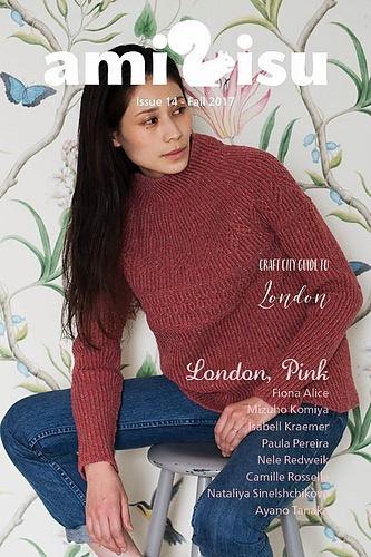 Amirisu Amirisu, Issue 14 - Fall 2017