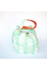 Binkwaffle Dumpling Bag - Small, Pineapple Marmalade