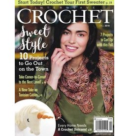 Interweave Interweave Crochet, Fall 2018