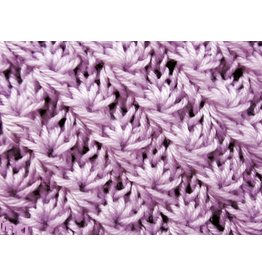 For Yarn's Sake, LLC Crazy Texture Stitches and How To Use Them. Sunday October 14, 1-4pm. Instructor: Debbi Stone.