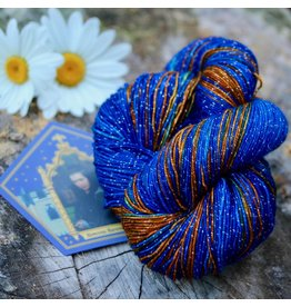 Knitted Wit Pixie Plied, Harry Potter Inspired Series - Bird Nerd