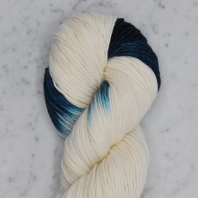 Swans Island Dip Dyed Collection, Little Dippers, Natural/Mallard