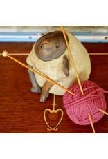 For Yarn's Sake, LLC Knitting Workshop Coterie - Thursday November 8, 2018. Class time: 11am-1pm.