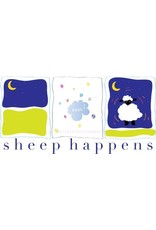 Knit Baah Purl Misbehaving Sheep Cards - Box of 10