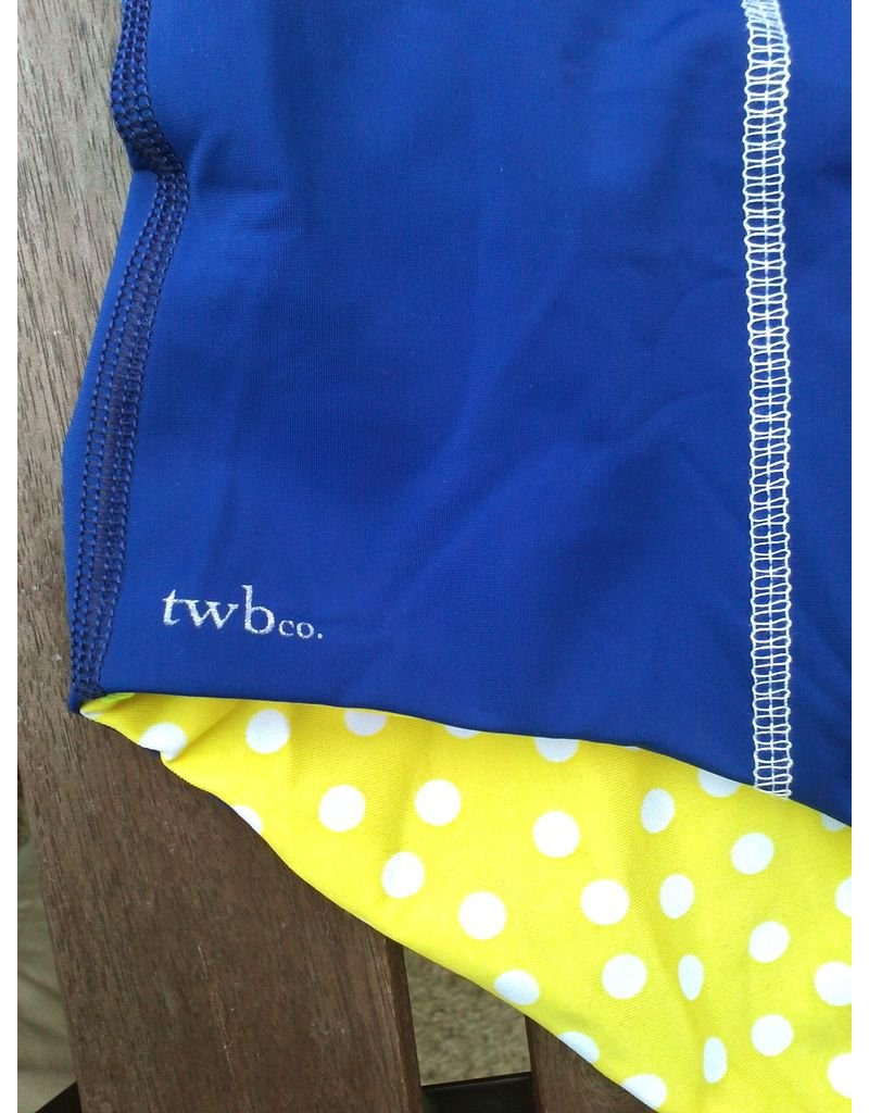 Twb Collection Miss. Woods suit- Reversible bather