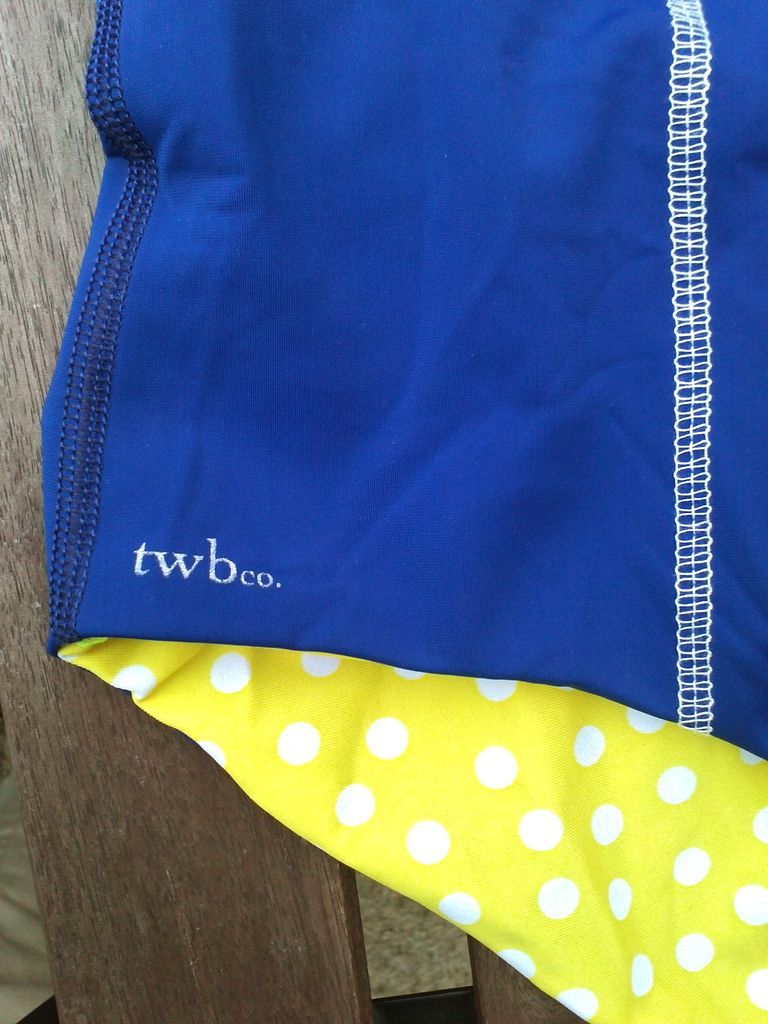 Twb Collection Reversible Bather – MISS. WOODS